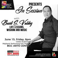 In Session with Basil S. Valdez
