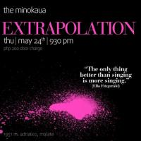 JAZZ THURSDAY WITH EXTRAPOLATION AT THE MINOKAUA