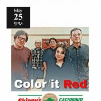 COLOR IT RED AT SKIPPY'S GASTROPUB MANILA