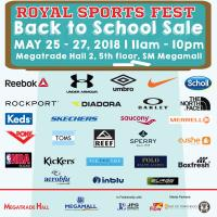 Royal Sporting House Presents: Royal SportsFest Back-to-School Sale