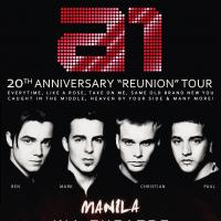 A1 Celebrates 20th Year Anniversary via a Reunion Concert!