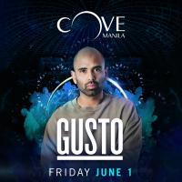 DJ GUSTO Live at Cove Manila