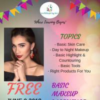 Free Basic Makeup Workshop