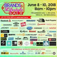 24th Megabrands & Lifestyle Sale at SM Megatrade Hall