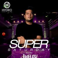 SUPER SATURDAY AT HYDRO POOL CLUB