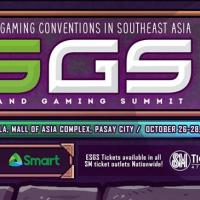 Electronic Sports and Gaming Summit (ESGS) 2018