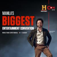 Ancient Aliens' Giorgio A. Tsoukalos Returns to Manila for HISTORY CON 2018 this August