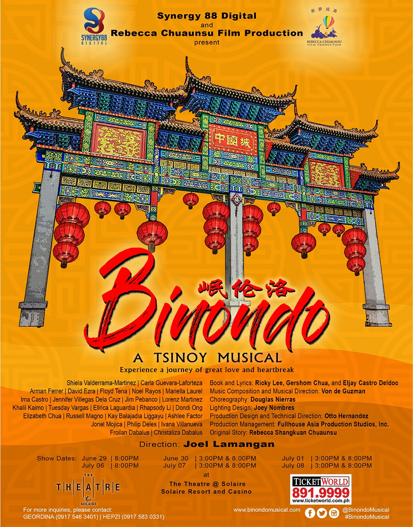 BINONDO A TSINOY MUSICAL