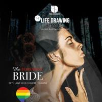 The Life Drawing Session:  The Forsaken Bride