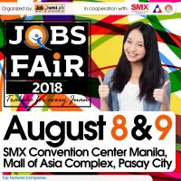 Job Fair 2018 Trabaho For Every Juan at SMX Convention Center