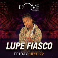 Lupe Fiasco Live at Cove Manila