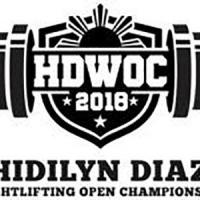 2018 Hidilyn Diaz Weightlifting Open Championships
