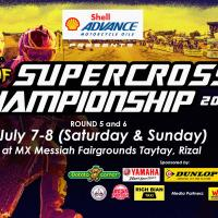 Round 5 and 6 MMF Supercross Championship 2018
