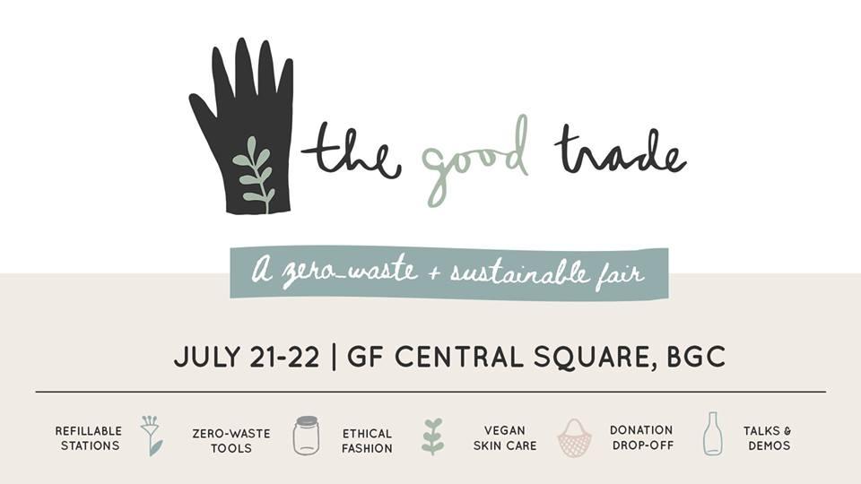 The Good Trade, a zero-waste + sustainable fair