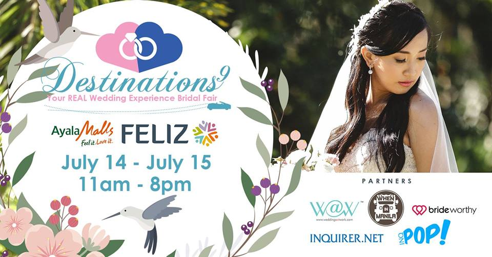 Destinations 9 Bridal Fair