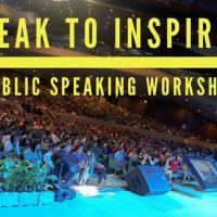 Speak to Inspire: A Public Speaking Workshop