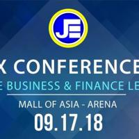 """Jfinex Conference 2018 """"Future Business & Finance Leaders"""""""