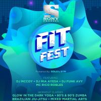 Groove Your Way into Shape with Sony Fit Fest