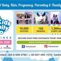 8th Baby, Kids and Family Expo 2018