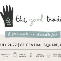 The Good Trade, a zero-waste + sustainable fair