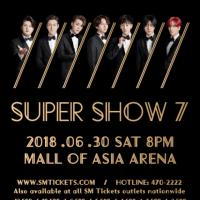 SUPER SHOW 7 : SUPER JUNIOR WORLD TOUR