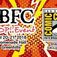 BBFC - A POP! Event