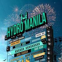 HYDRO Manila Music Festival 2018