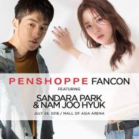 Penshoppe FanCon Featuring Sandara Park and Nam Joo Hyuk