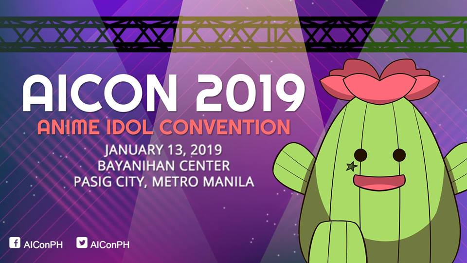 Anime Idol Convention 2019