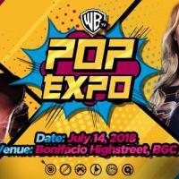 Warner TV Pop Expo 2018