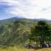 Mt. Pigingan + Ugo via Oling Trail Overnight