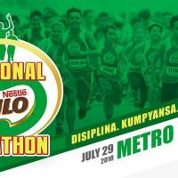 42nd National MILO Marathon - Manila Elimination