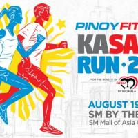 Pinoy Fitness Kasama Run 2018