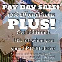 PAY DAY SALE