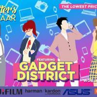 Trendsetter's Bazaar + Gadget District