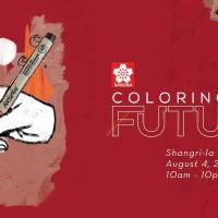 Coloring the Future 2018!