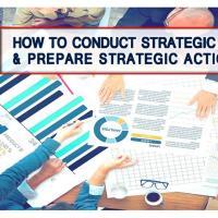 Conduct Strategic Planning & Prepare Strategic Action Plans