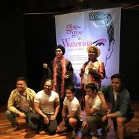 "New OPM Musical ""Gee-Gee At Waterina Ang Musikal"" All Set To Open August 18"