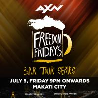 Game Nights Are On with the AXN Freedom Fridays Bar Tour