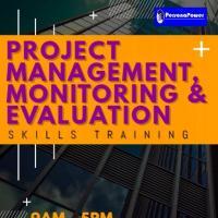 Project Management, Monitoring & Evaluation Skills Training