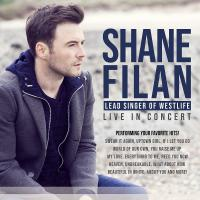 Shane Filan Performing Westlife's Greatest Hits And More Live In Concert