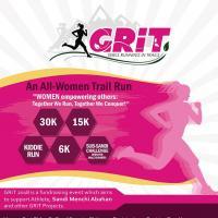 GRiT <Girls Running in Trails> Run 2018