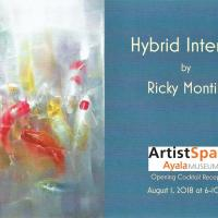 Opening Reception of Ricky Montilla: Hybrid Interplay