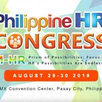 12th Philippine HR Congress - P R I S M-HR