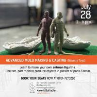 Mold Making & Casting Ant-Man!