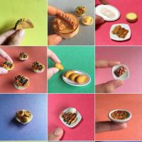 Polymer Clay Miniature Food Workshop