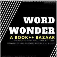 WORD Wonder: A Book Bazaar
