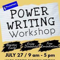 POWER Writing Workshop