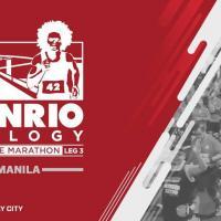 Runrio Trilogy 2018 - Philippine Marathon, Manila