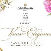 Vows of Elegance 2018